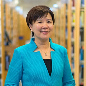 Prof Nancy IP